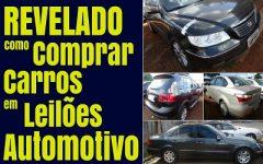 Guia Leilões Automotivos → Veja como Comprar Carros em Leilão Automotivo Pagando Até 30% Menos Que a Tabela FIPE!