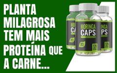 Moringa Caps Funciona… E os benefícios vão muito além de uma simples planta…
